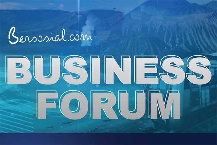 Posting Bisnis di Forum Bersosial